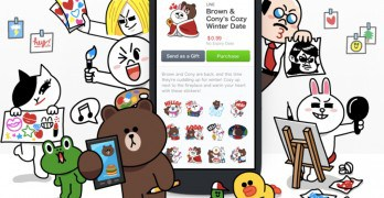 Line Stickers: Free Characters App & Shop