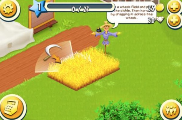 hay day level up