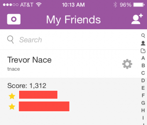 How do i see someones best friends on snapchat