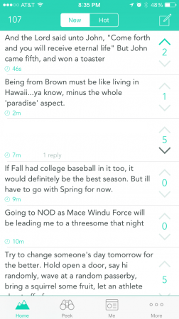 yik yak how to use