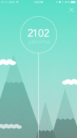 yakarma high score