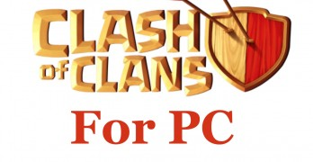 Clash of Clans for PC Download (Windows 7/8) With Andyroid