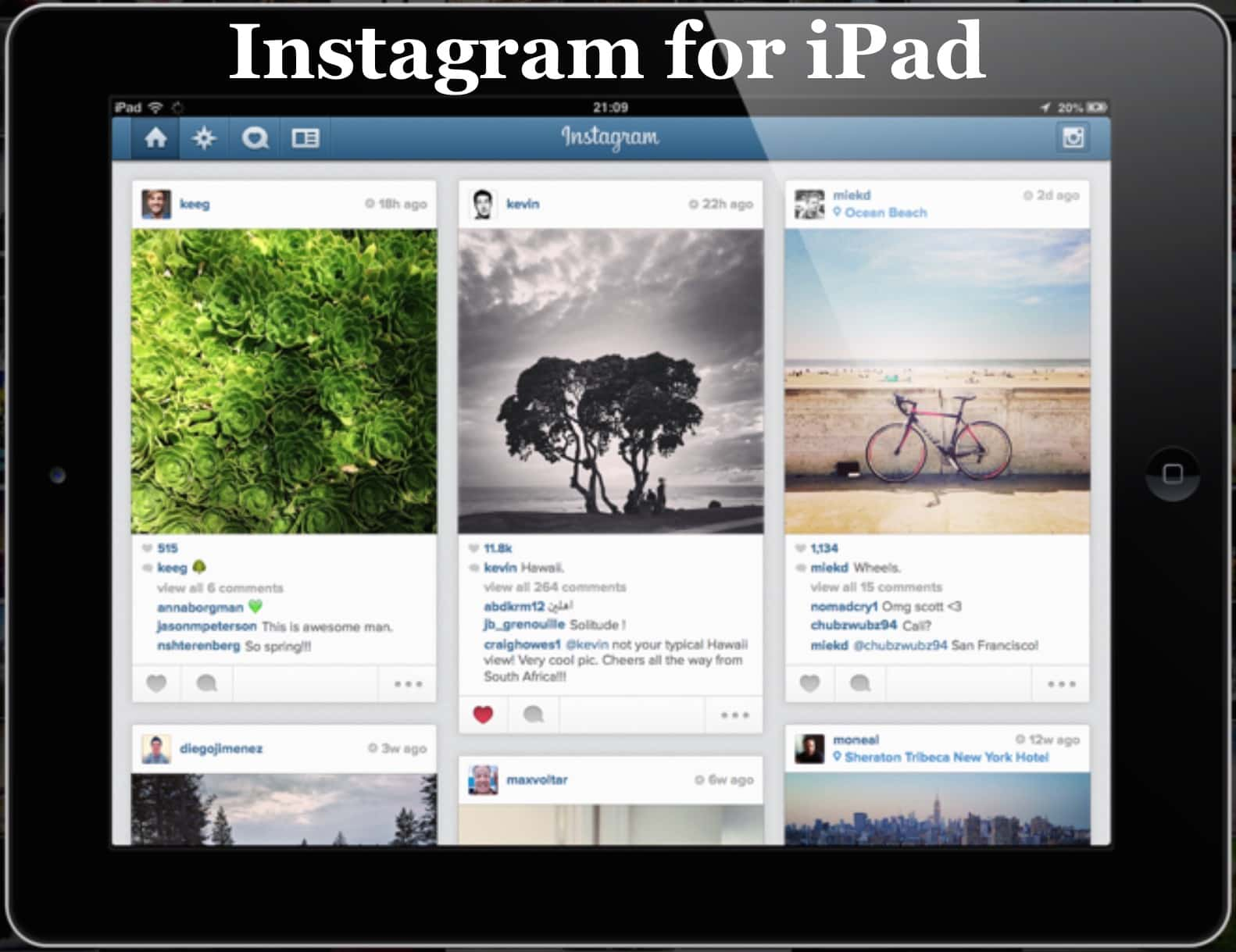 3 Ways To Get Instagram App For iPad | Appamatix