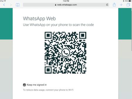 WhatsAppQR