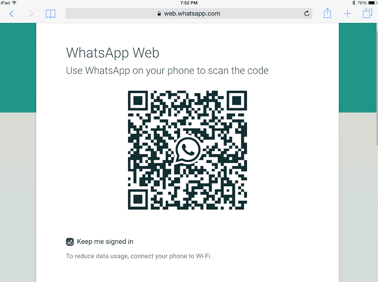 WhatsApp For iPad With This One Trick (No Jailbreaking) | Appamatix