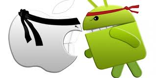 android vs. apple 2
