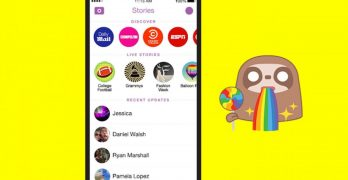 Snapchat 2016: New Updates & Features