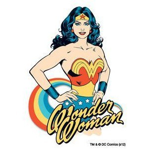 Superhero - 06 wonder woman