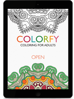 The Patterns And Images Available In Colorfy Present Something For Just About Anyone Who Downloads App Some Designs Will Be Simple While Others
