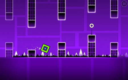 Geometry Dash screenshot