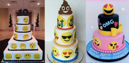 Your Love Of Emoji Can Certainly Be A Part Birthday Or Wedding Celebration They Are Bright Sunny And Cute Which Is Usually How We Want Our