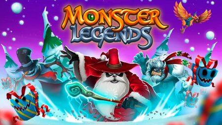 monster legends banner