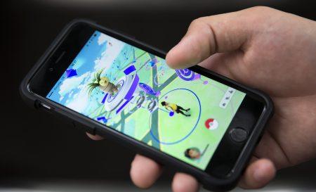 Pokemon Go Game Freezes