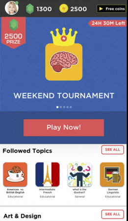 Best Apps To Play With Friends | Quiz Up | Appamatix.com