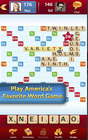 Best Apps To Play With Friends | Scrabble | Appamatix.com