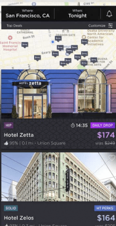 12 Essential Travel Apps To Use This Summer | Hotel Tonight | Appamatix.com