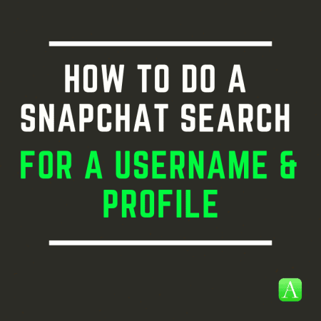 how to find someone on snapchat without their username 2018