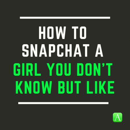 Conversations to have with your crush on snapchat