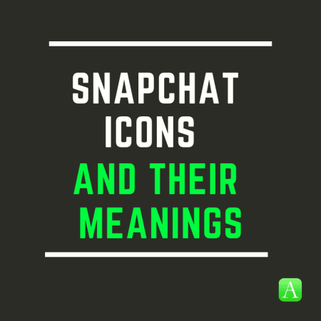 Snapchat Icons and Their Meanings | Appamatix