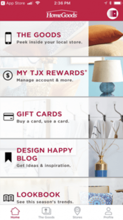 Genius Shopping Apps You Need To Download ASAP | Home Goods | Appamatix.com