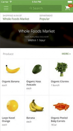 Genius Shopping Apps You Need To Download ASAP | Instacart | Appamatix.com