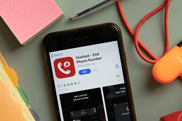Hushed Encrypted Messaging