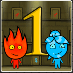 Agame Fireboy and Watergirl