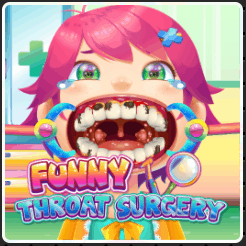 Agame Funny Throat Doctor