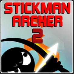 Agame Stickman Archer 2