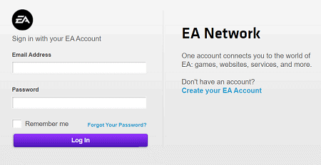EA-Account-Sign-In