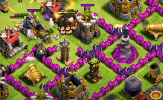 Clash of Clans War Base Strategy